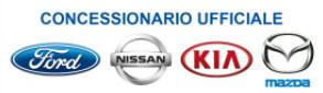 Logo Ford, Nissan, Kia, Mazda