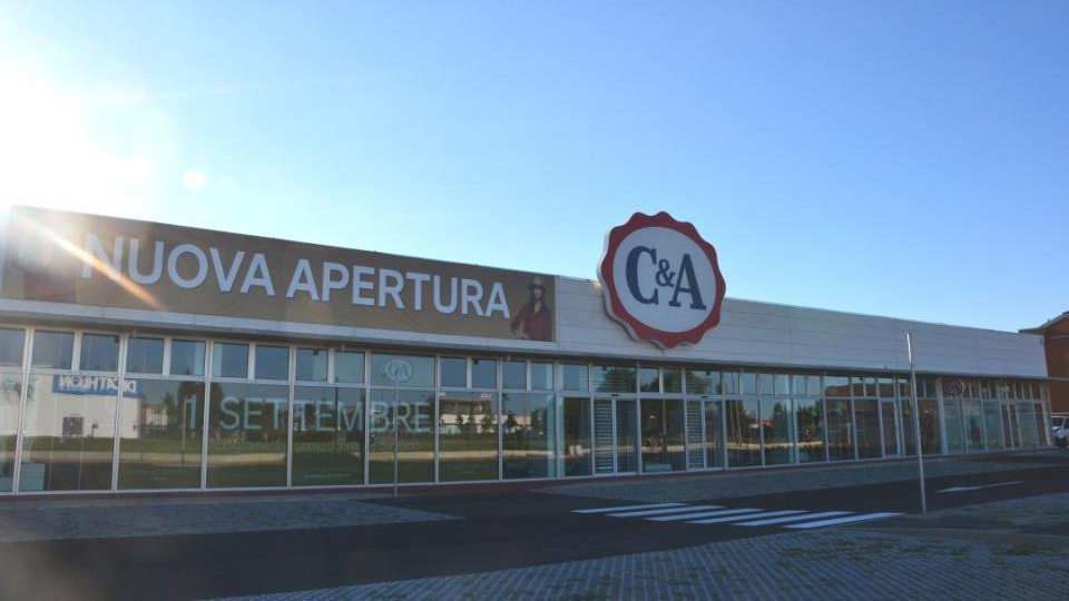 Apre a Vercelli Area3, nuovo parco commerciale