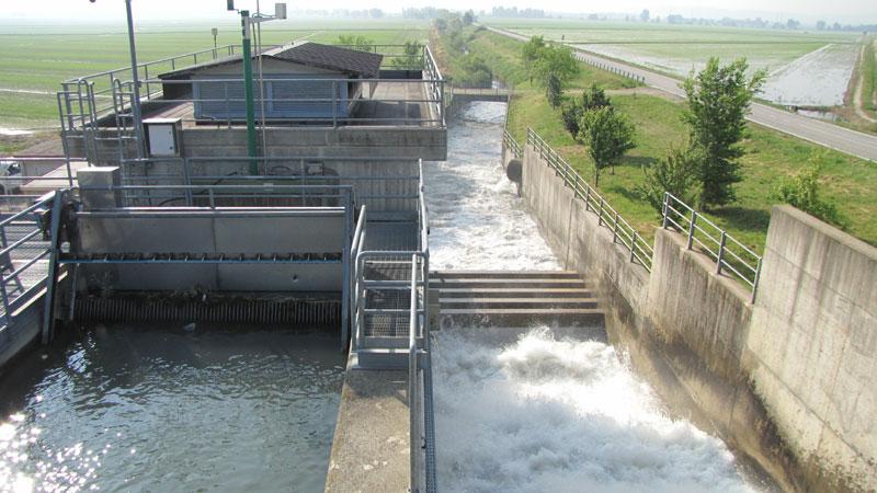 Centrale Idroelettrica sul Cavo Lucca