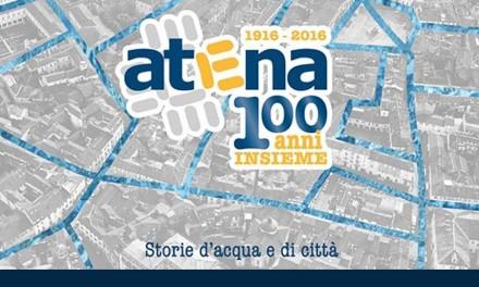 100 anni di Atena, intervista al presidente Sandro Baraggioli