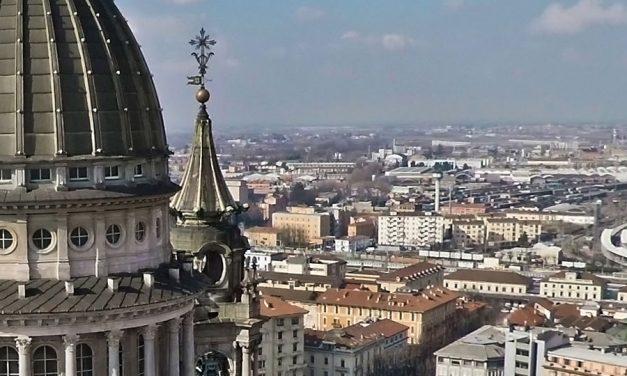 La costruzione del Piemonte Orientale secondo Maurizio Comoli