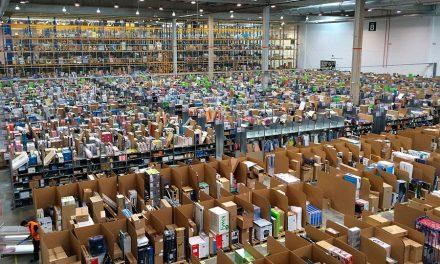 Amazon a Vercelli, un centro di distribuzione dal 2017