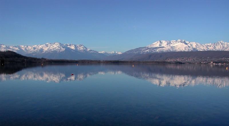 Il Lago di Viverone.