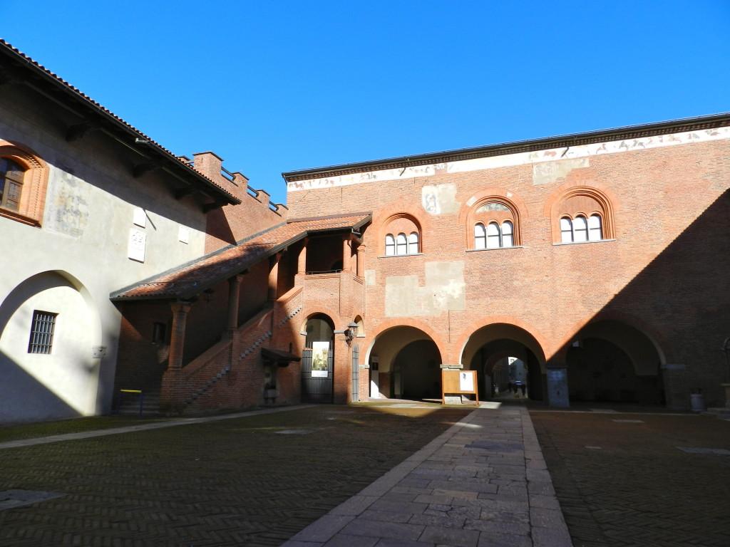 Il complesso del Broletto di Novara