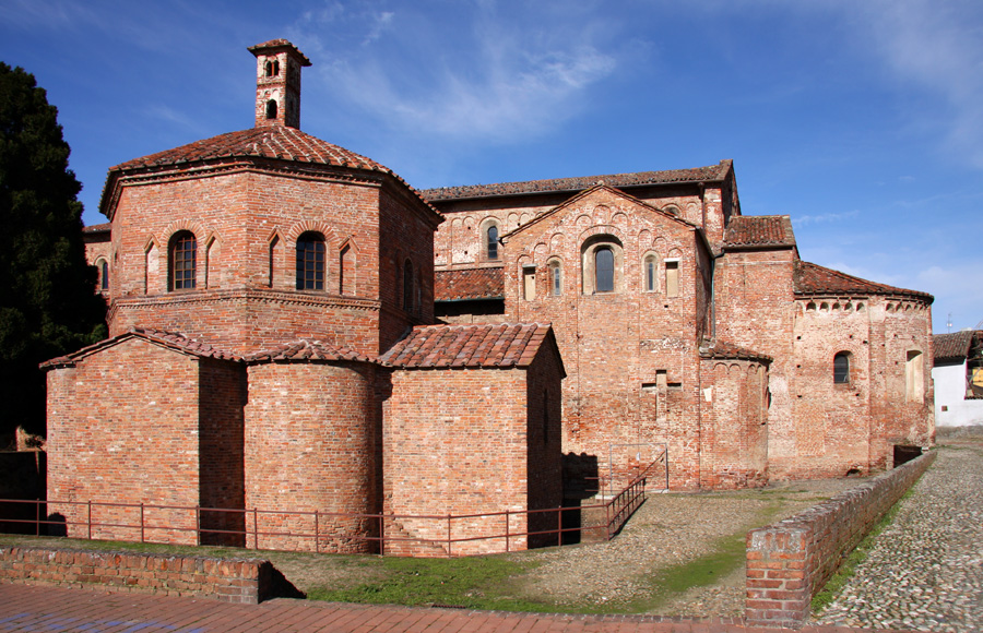 Il complesso romanico di Lomello