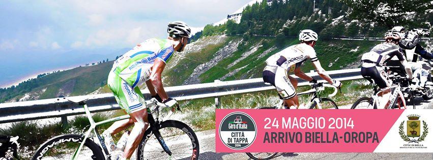 Il Giro d'Italia arriva a Oropa