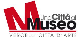 Il logo della rete museale vercellese