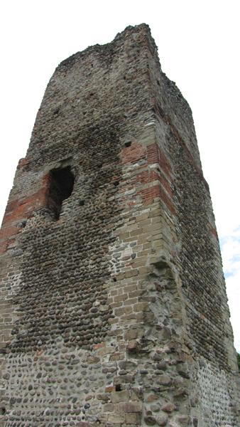 La torre delle Castelle a Gattinara