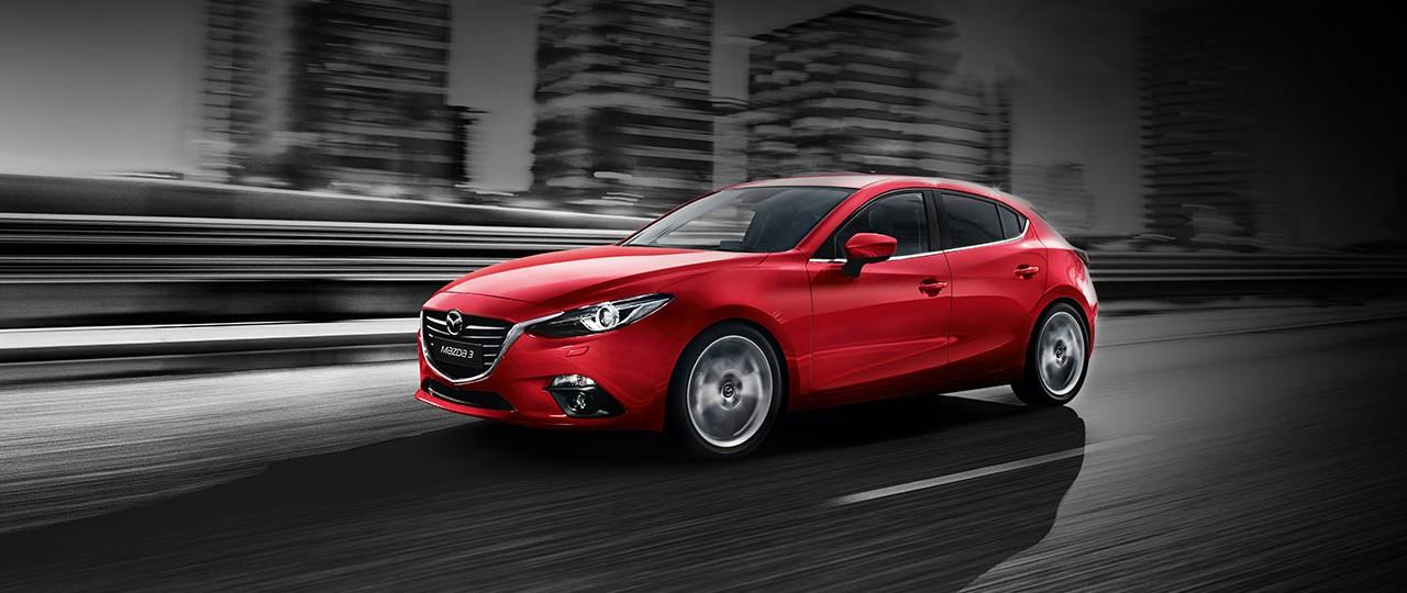Gruppo Nuova Sa-Car presenta Mazda3 1.5 Diesel