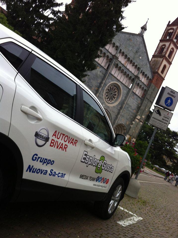 Gruppo Nuova Sa-CAr per Esplora&Gusta Media Team