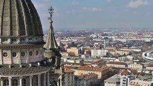 Un'immagine di Novara, principale città del Piemonte Orientale