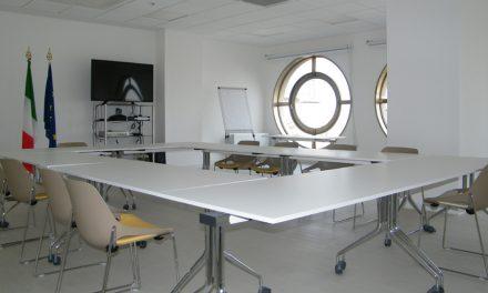 La rinnovata sede della Camera di Commercio di Vercelli