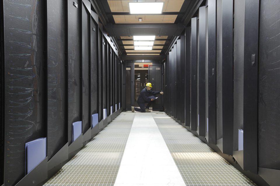 Sistema di supercalcolo più potente al mondo a livello industriale